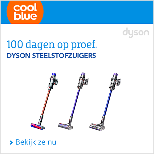 Dyson Stofzuigers Coolblue